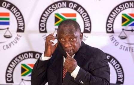 ራማፎሳ ኤኤንሲ (ANC) ሙስናን ለማስቆም አለመቻሉን አምነዋል